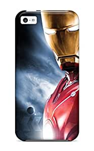 Iphone Case - Tpu Case Protective For Iphone 5c- Iron Man