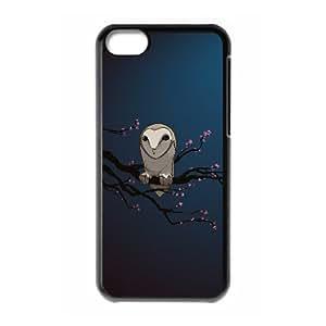 Smart Owl Case Cover Best For Iphone 5c KHR-U542515