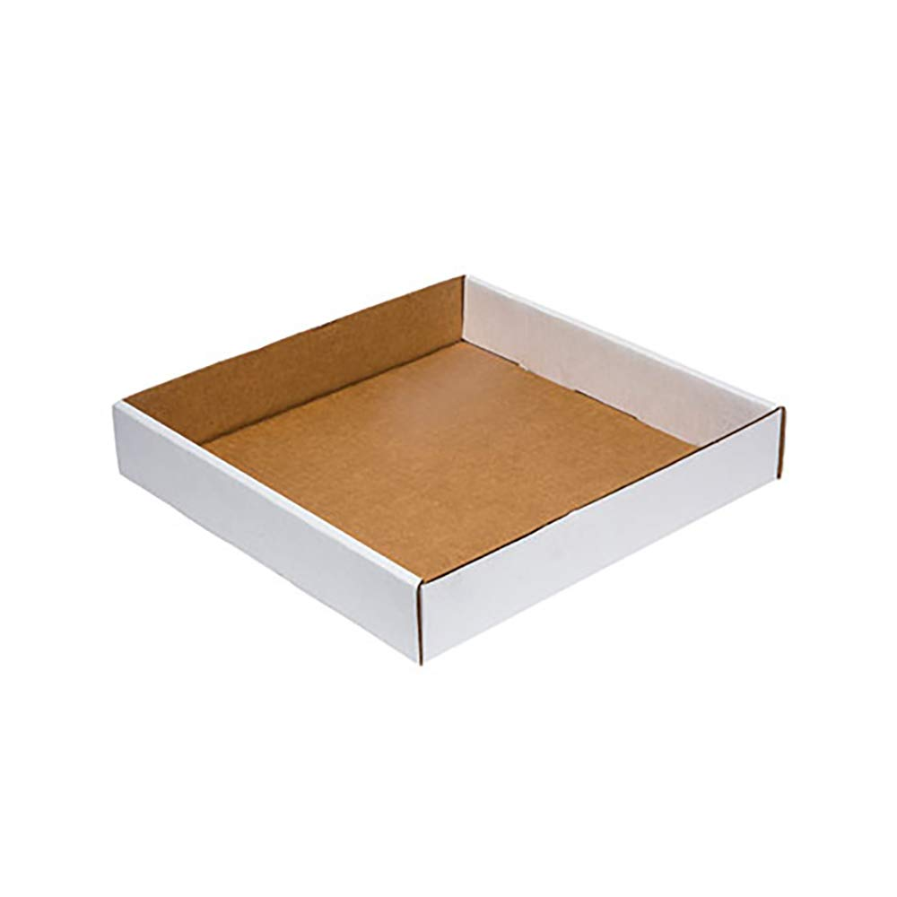 Trays Only, Cardboard, Wide, 50 Trays/Unit by Flystuff