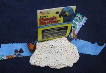 Beak Buffer (Polly Perfect Fossilized Coral Beak Buffer -)
