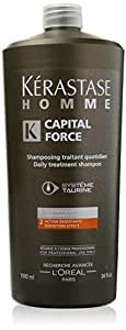 CAPITAL FORCE HOMME shampoo densificante 1000 ml
