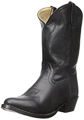 Amazon.com | Smokey Mountain Kids' Denver Leather Western Boot | Boots