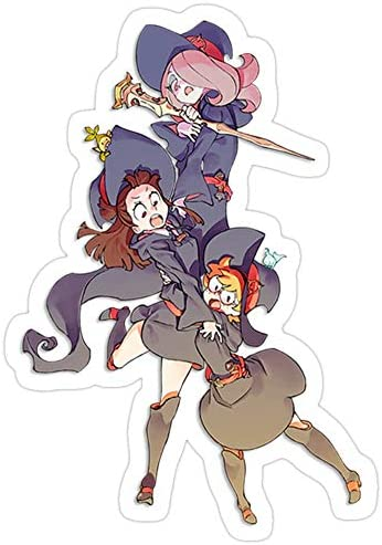 Anime Little Witch Academia small stickers