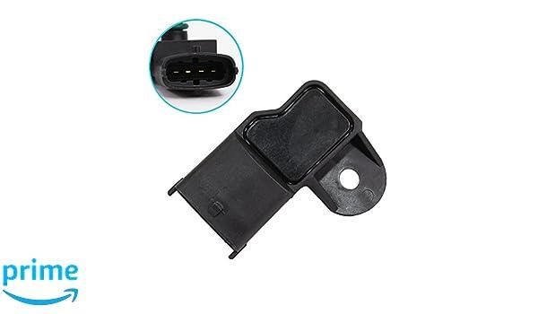 Amazon.com: MAP Sensor fit 93170309 for Opel Astra Corsa Insignia Speedster Vectra Zafira Vauxhall Signum VX220 Posche 911 Cayenne Panamera Saab 9-3: ...