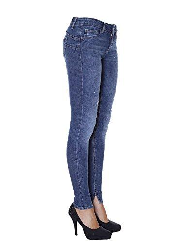 2018 Jo Liu Jeans MainApps 2019 blue Donna 77874 Den Winter Fall xXqw1Cw5