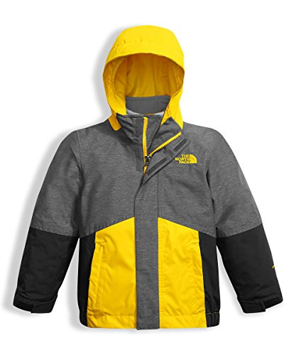 The North Face Little Boys' Toddler Boundary Triclimate Jacket - tnf medium by The North Face (Image #3)