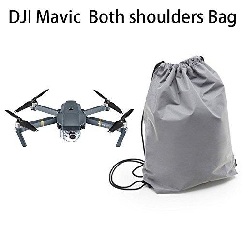 oulder bag Waterproof Travel Backpack for DJI Mavic pro Drone Body, Remote Controller, Battey (Battey Pack)