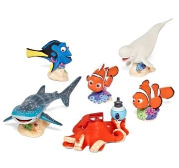 Finding Dory Figurine Playset ()