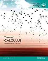 Thomas' Calculus in Si Units, 13th Edition Front Cover