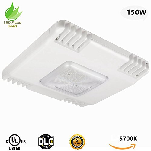 Led Recessed Canopy Light