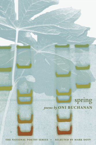 Spring (National Poetry Series)