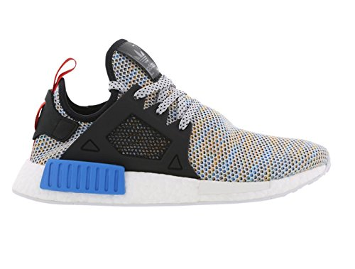 750 Shoes Running (adidas Originals NMD_Xr1 Mens Running Trainers Sneakers Shoes (UK 6.5 US 7 EU 40, Black White S76850))