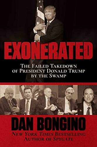Exonerated: The Failed Takedown of President Donald Trump by the Swamp (Game Misconduct)