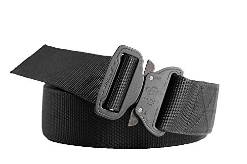 Cobra Quick Release Buckle Men's Tactical Belt - 3 PLY 1.75