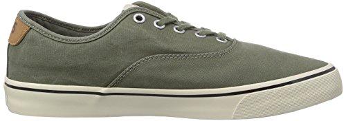 JACK & JONES Jjsurf Cotton Low Sneaker Deep Lichen G - Zapatillas Hombre Grün (Deep Lichen Green)