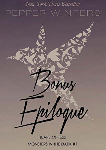Bonus Epilogue Tears of Tess (Monsters in the Dark Book 5)