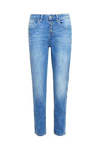 903 Femme Blue Boyfriend Jean Bleu Esprit Wash Light 7f0qn