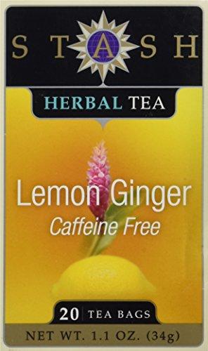 Stash Tea Ginger Lemon Tea - 20 ct