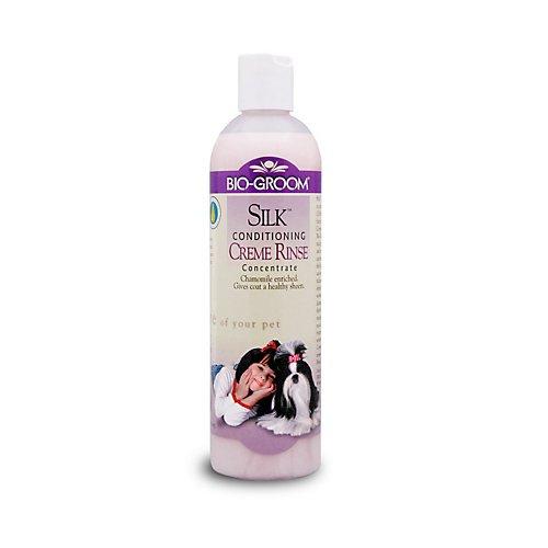 Silk Biogroom (Bio-groom Silk Creme Rinse for Dogs 1 Gallon)