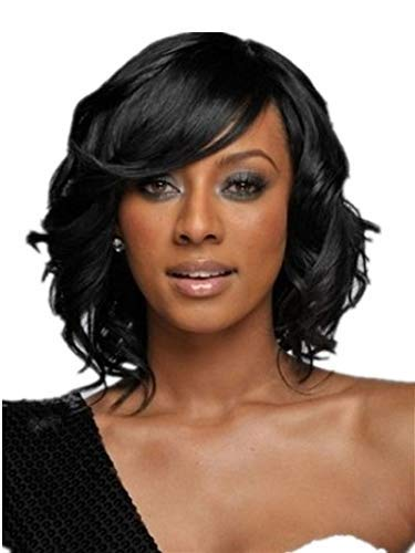 Short Curly Hair Wig for Women African american