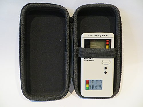 Cornet ED88T Electrosmog Detector |Includes Free Hard Shell Zipper Case!| by Safe Living Technologies