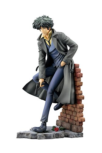 Cowboy Bebop: Spike Spiegel 1/8 Scale ArtFX J Statue for sale  Delivered anywhere in USA
