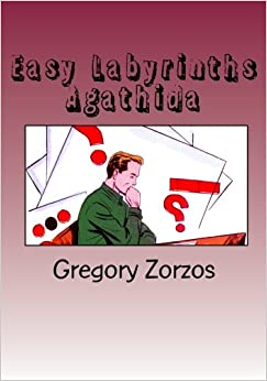 Easy Labyrinths Agathida: Children's book