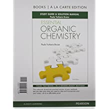Amazon paula yurkanis bruice organic chemistry books essential organic chemistry study guide solution manual books a la carte edition fandeluxe Choice Image