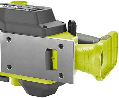 Ryobi Cordless Planer 3-1//4 in 18-Volt Lithium-Ion Brushed Automatic Kickstand