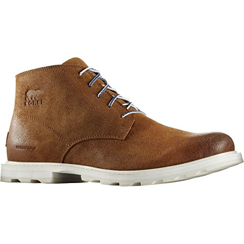 Sorel Boot Brown Camel Madson Pebble Waterproof Chukka Men's YrwFqIr