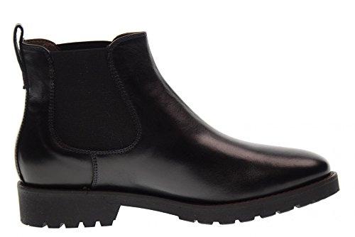 100 Giardini Nero De A719282d Los Las Tobillo Mujeres Zapatos Negro BTA8TdRn