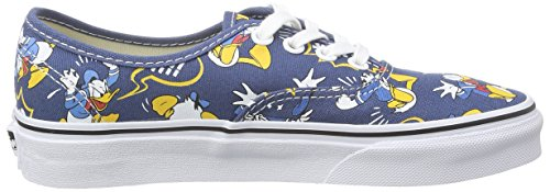 Multicolore Duc Adulte Disney U Mixte Baskets Disney Authentic Donald Basses Vans w0gvq1xw