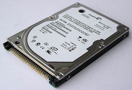 Seagate ST910021A Seagate Momentus 7200.1 100GB 7.2K 2.5-...