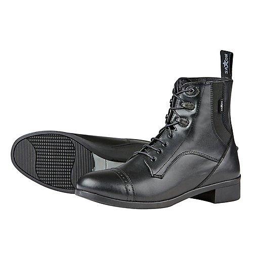 Saxon Childs Syntovia Lace Paddock Boot 1 Black