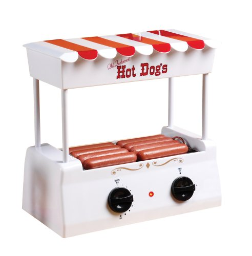 Nostalgia Electrics HDR-565 Old-Fashioned Hot-Dog Roller