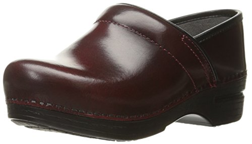 Women's Dansko 'Pro Xp' Patent Leather Clog, Size 7.5-8US /