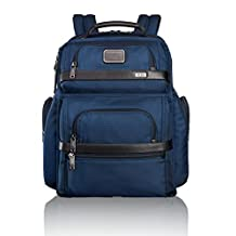 Tumi Alpha 2 Tumi T-Pass Business Class Brief Pack Backpack, Navy/Black, One Size