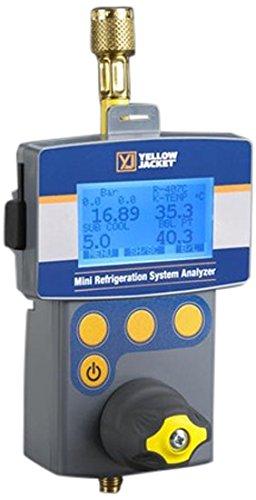 YELLOW JACKET 40852 Mini Digital Refrigeration System (Digital Hvac Analyzer)