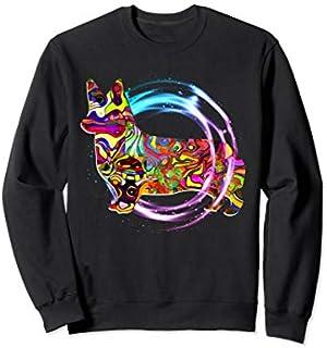 Magical Corgi Tee  show your Love to Pembroke dog gifts Sweatshirt T-shirt | Size S - 5XL