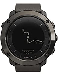Suunto Traverse GPS Outdoor Activity Watch (Graphite)