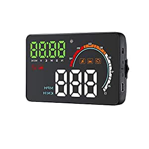 symboat Coche Auto HUD OBD2 Head Up Display Ordenador de ...