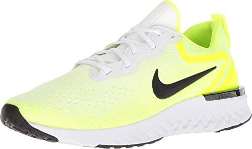 Nike Mens Odyssey React Running Shoes (12) White/Black-Volt