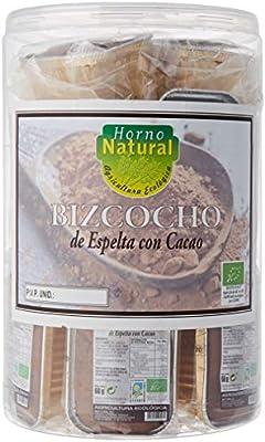 Horno Natu Cilindro Bizcochos Cacao Espelta Eco 18 Uds 60G Horno Natu 100 g: Amazon.es: Alimentación y bebidas