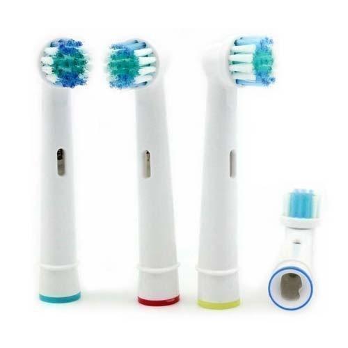 Panaaz - 8 Pzas De Recambio Cepillo De Dientes Eléctrico Cabezales Compatible Para Oral B Braun SB-17A: Amazon.es: Salud y cuidado personal