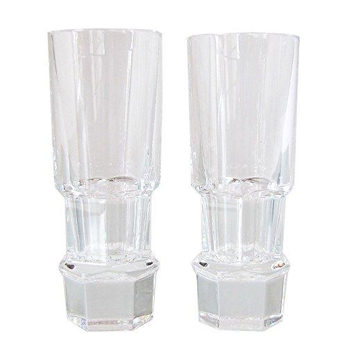 Baccarat Abysse Vodka Shot Glass Set of 2 2603422 by Baccarat