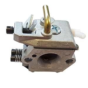 MagiDeal carburador para Tillotson hu-136a, hs-136a Número Parte Stihl 11211200611