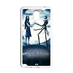 The Nightmare Before Christmas Jack Skellington Samsung Galaxy Note 3 N900 Cover Protection Case