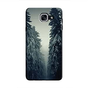 Cover It Up - Lonely Forest Galaxy J7 Prime Hard case