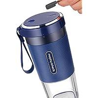 Morphy Richards 403PB1 Rechargeable Portable Juice Blender 300ml Blue