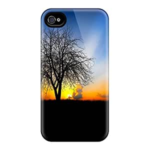 Protective Tpu Case With Fashion Design For Iphone 5/5s (the Next Morning)